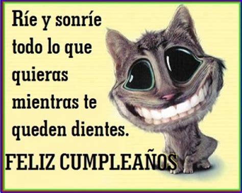 imagenes cumpleaños graciosos frases chistosas de feliz cumplea 241 os para felicitar