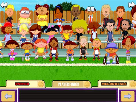 backyard baseball before fifa 16 included backyard soccer included