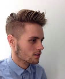 Galerry undercut hairstyle guy