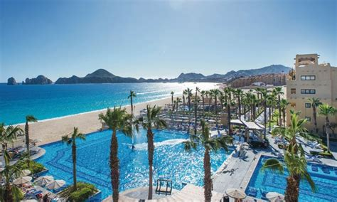 3 all inclusive hotel riu santa fe stay with air from travel by jen in cabo san lucas