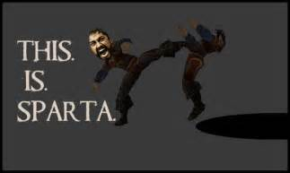 This Is This Is Sparta By Daedalus 95 On Deviantart