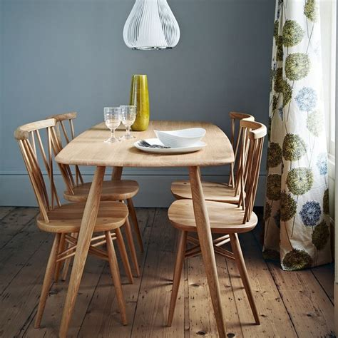 dining amazing table and chairs ercol