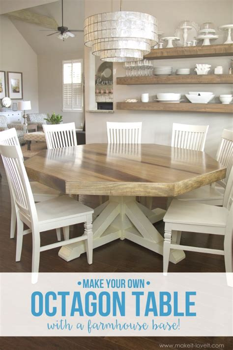 building a dining room table 38 diy dining room tables diy