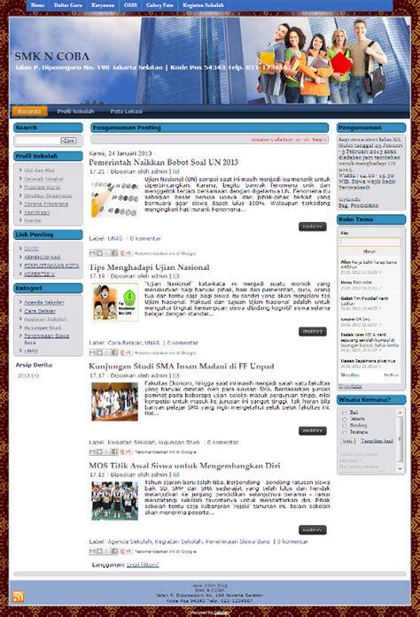 Pembuatan Web jasa pembuatan web sekolah