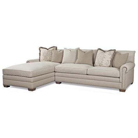 huntington sectional sofa huntington house ryan left arm facing sofa chaise w roll