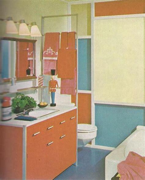 1960s bathroom design 1960s bathroom decorating fabulous bathrooms 2 pinterest