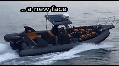 adrenaline boats adrenaline boat bura rib youtube