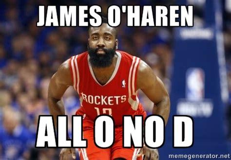 James Harden Memes - james harden defense meme memes
