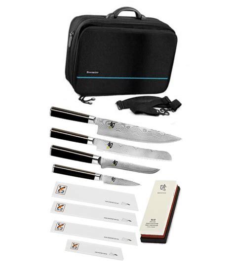 knife kit shun executive knife kit chef au