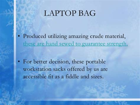 Mba Sales In Chennai by Laptop Bag Manufacturers In Chennai Laptop Bag Dealers In