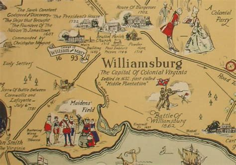 a small town story colonial virginia books map virginia jamestown williamsburg and yorktown