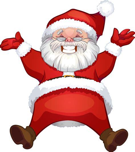 clipart santa santa claus png images free santa claus png