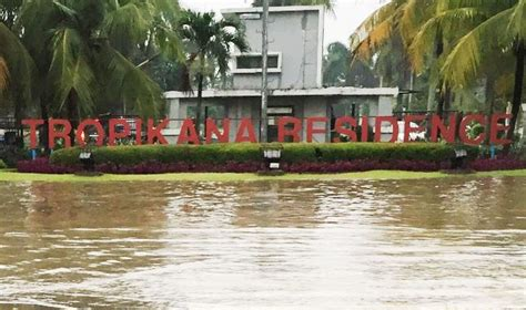 membuat skck kabupaten bekasi cikarang di kepung banjir termasuk rumah bupati bekasi di