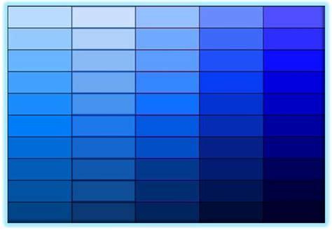 Nuances De Bleus by Nuance Bleu