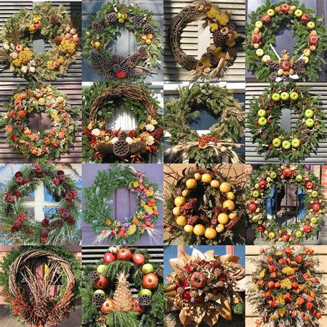 wreath decorations 33 holiday wreaths door decor ideas digsdigs