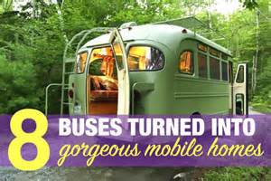 Seconds Bedroom Furniture 8 Buses Converted Into Gorgeous Mobile Homes Perfect For