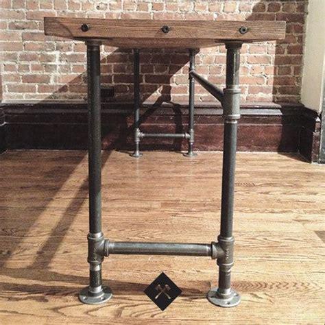 diy pipe desk plans reclaimed wood desk by lumberjuan on etsy 779 00