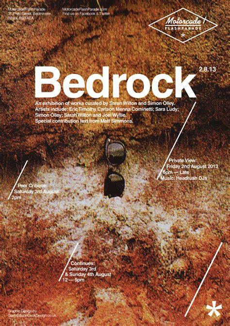 bed rock motorcade flashparade bedrock
