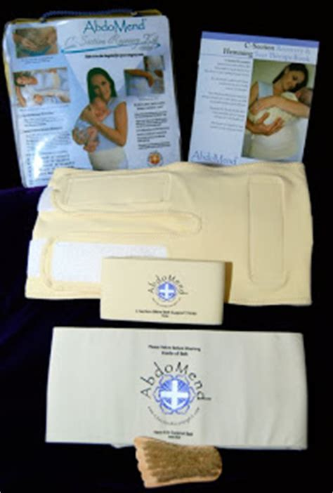 abdomend c section recovery kit just my opinion pregnancy abdomend deluxe c section