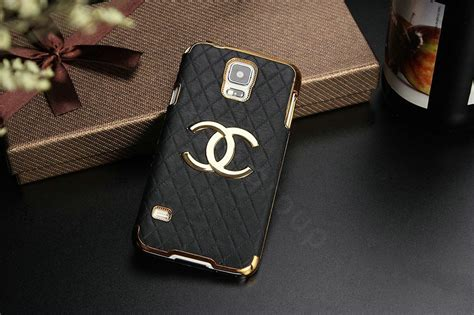 Channel Samsung S5 buy wholesale chanel leather back cover for