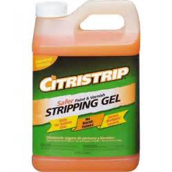 Non Toxic Paint Home Depot Citristrip Paint And Varnish Stripping Gel Select Size