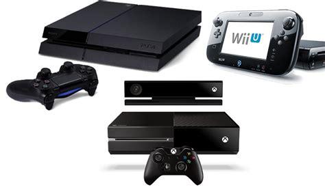 offerta console le migliori console in offerta da regalare a natale 2014