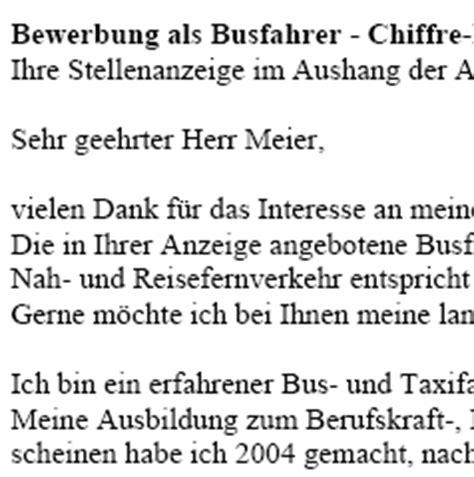 Bewerbung Muster Kostenlos Als Busfahrer Bewerbung Busfahrer Ungek 252 Ndigt Berufserfahrung Sofort