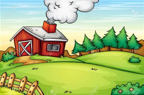 farm background clipart 80