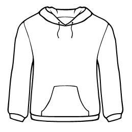 t shirt template online clipart best