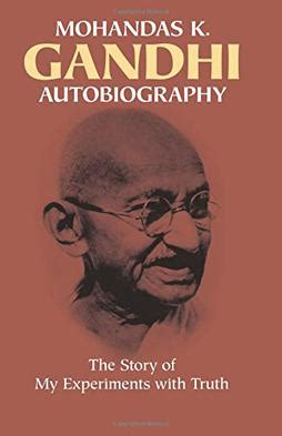 biography of mahatma gandhi book the story of my experiments with truth wikipedia