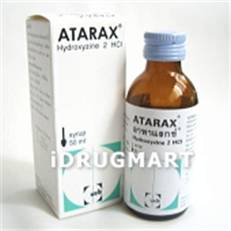 Hydroxyzine Detox by Atarax Syrup Cohupu68のブログ