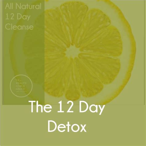 12 Day Liver Detox For Total Health by 8 Best Images About Health Coach Products On