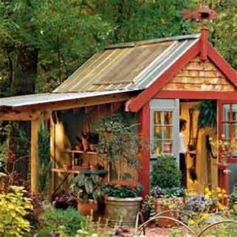 Rustic Potting Sheds by Rustic Great Potting Sheds