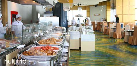 baiyoke sky hotel bangkok sky restaurant lunch buffet