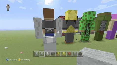 house owner minecraft houseowner statue tutorial mchyena1 youtube