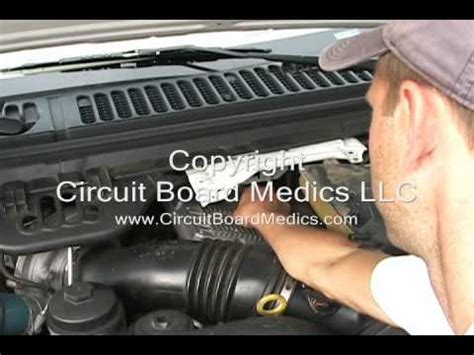 ford  ficm testing removal instructional video youtube