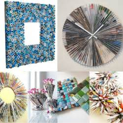 Diy ideas best recycled magazines projects designrulz