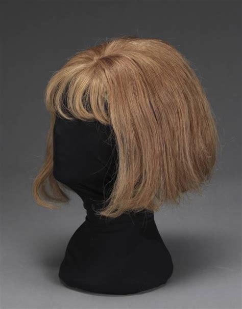 Barbra Streisand Wig   barbra streisand film worn wig current price 3000