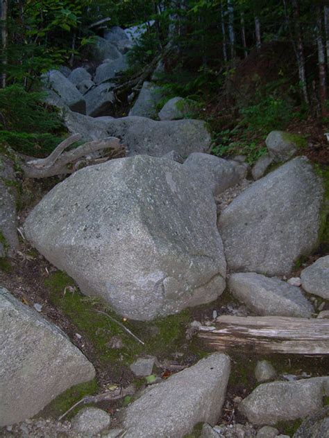 river bed definition climbing katahdin
