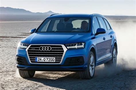Audi Q7 2015 Price by New Engine For 2015 Audi Q7 Prices And Specs Autocar