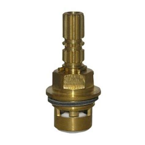 Artistic Brass Faucet Parts by Lasco S 462 2 Artistic Brass 3802 Cold Ceramic Stem Faucetdepot