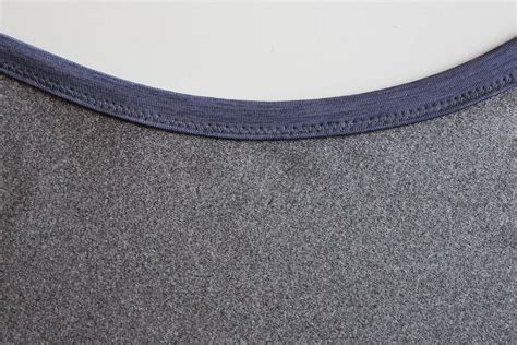 knitting binding dunbar top knit binding tutorial sewaholic