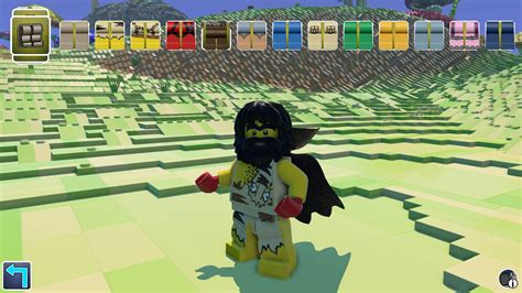 House Builder Online by Lego Worlds Officially Announced Is Minecraft With Lego