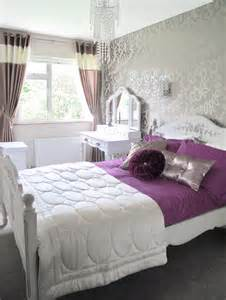 Glamourous Bedroom Makeover Modern Bedroom Dublin