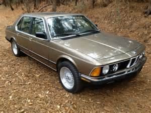 find used 1985 bmw 745i turbo e23 71k bbs rs