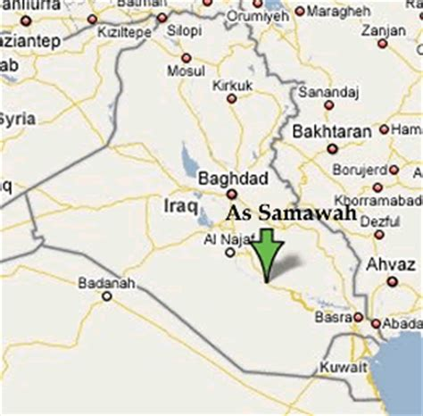 samawah iraq map the part three rhino smashes rhino smiles