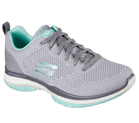 Skechers Knit by Buy Skechers Burst Tr Knit Walking Shoes Shoes