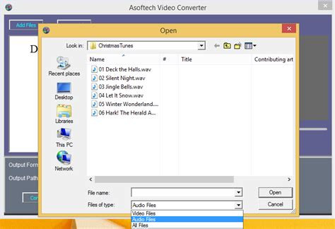 format audio ram convert any audio files to other format mp3 ac3 wma wav ra