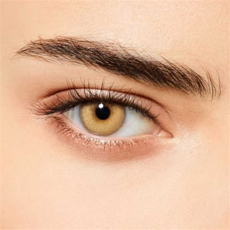 color contacts for brown delicious honey daily color contact lenses