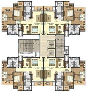 2 Bhk Apartment Floor Plans Casa Rio Gold Floor Plans 171 Casa By Lodha